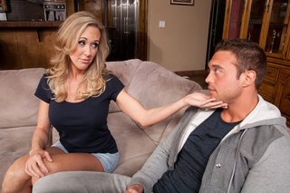 Brandi Love & Rocco Reed in My Friend's Hot Mom - Naughty America - Sex Position #3