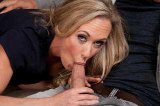 Brandi Love & Rocco Reed in My Friend's Hot Mom - Naughty America - Sex Position #4