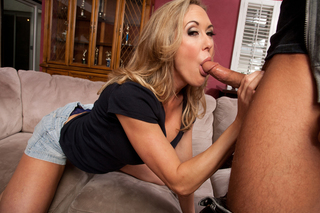 Brandi Love & Rocco Reed in My Friend's Hot Mom - Naughty America - Sex Position #5