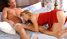 Brenda James & Ryan McLane in My Friend's Hot Mom - Naughty America - Sex Position #2