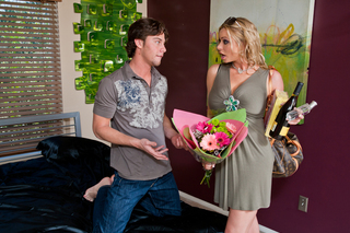 Briana Banks & Seth Gamble in My Friend's Hot Mom - Naughty America - Sex Position #1