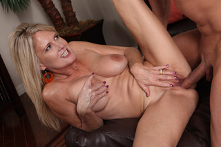 Bridgett Lee & Jack Cummings in My Friend's Hot Mom - Naughty America - Sex Position #10