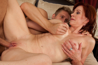 Catherine de Sade & Danny Wylde in My Friend's Hot Mom - Naughty America - Sex Position #7