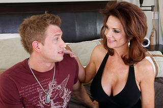 Bill Bailey & Deauxma in My Friend's Hot Mom - Naughty America - Sex Position #2