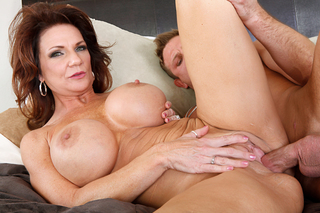 Bill Bailey & Deauxma in My Friend's Hot Mom - Naughty America - Sex Position #9