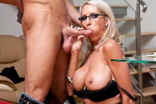 Bill Bailey & Emma Starr in My Friend's Hot Mom - Naughty America - Sex Position #5