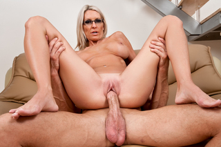 Bill Bailey & Emma Starr in My Friend's Hot Mom - Naughty America - Sex Position #9