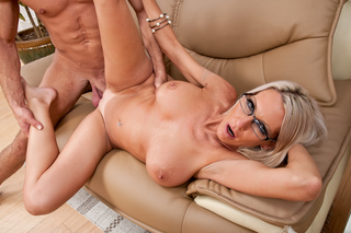 Bill Bailey & Emma Starr in My Friend's Hot Mom - Naughty America - Sex Position #12
