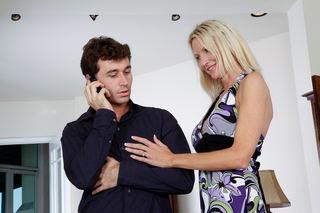 Emma Starr & James Deen in My Friend's Hot Mom - Naughty America - Sex Position #1