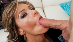 Esperanza Gomez & Danny Wylde in My Friend's Hot Mom - Naughty America - Sex Position #2