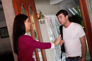 India Summer & James Deen in My Friend's Hot Mom - Naughty America - Sex Position #2