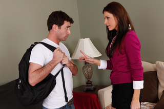 India Summer & James Deen in My Friend's Hot Mom - Naughty America - Sex Position #3