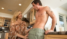 Julia Ann & Alan Stafford in My Friend's Hot Mom - Naughty America - Sex Position #1