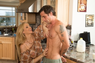 Julia Ann & Alan Stafford in My Friend's Hot Mom - Naughty America - Sex Position #2