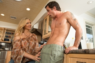 Julia Ann & Alan Stafford in My Friend's Hot Mom - Naughty America - Sex Position #3