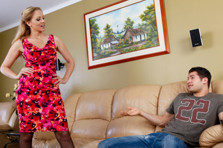 Giovanni Francesco & Julia Ann in My Friend's Hot Mom - Naughty America - Sex Position #2