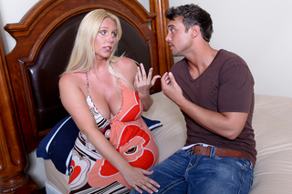 Karen Fisher & Rocco Reed in My Friend's Hot Mom - Naughty America - Sex Position #2