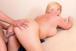 Karen Fisher & Rocco Reed in My Friend's Hot Mom - Naughty America - Sex Position #8