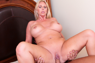Karen Fisher & Rocco Reed in My Friend's Hot Mom - Naughty America - Sex Position #10