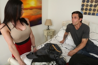 Kendra Lust & Alan Stafford in My Friend's Hot Mom - Naughty America - Sex Position #1