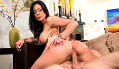 Kendra Lust & Danny Wylde in My Friend's Hot Mom - Naughty America - Sex Position #3