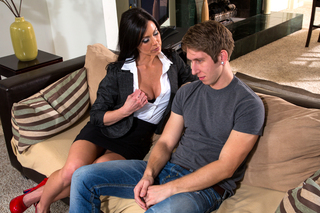 Kendra Lust & Danny Wylde in My Friend's Hot Mom - Naughty America - Sex Position #1