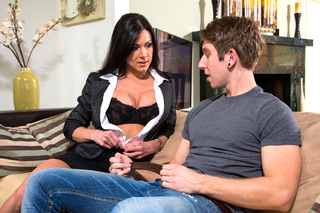 Kendra Lust & Danny Wylde in My Friend's Hot Mom - Naughty America - Sex Position #2