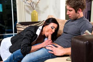 Kendra Lust & Danny Wylde in My Friend's Hot Mom - Naughty America - Sex Position #4