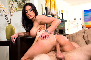 Kendra Lust & Danny Wylde in My Friend's Hot Mom - Naughty America - Sex Position #6
