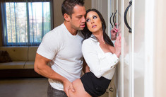 Kendra Lust & Johnny Castle in My Friend's Hot Mom - Naughty America - Sex Position #1
