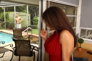 Leena Sky & Rich Cannon in My Friend's Hot Mom - Naughty America - Sex Position #2