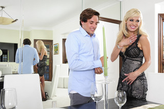 Mikki Lynn  & Tyler Nixon in My Friend's Hot Mom - Naughty America - Sex Position #2