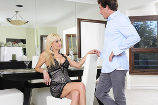 Mikki Lynn  & Tyler Nixon in My Friend's Hot Mom - Naughty America - Sex Position #3