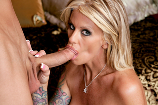 Olivia convinces Chris Johnson to bang her from Naughty America