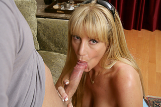 Sexy MILF Olivia Parrish loves getting fucked hard from Naughty America