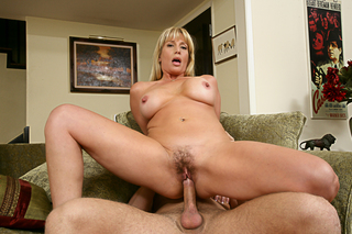 Danny Wylde & Olivia Parrish in My Friend's Hot Mom - Naughty America - Sex Position #6