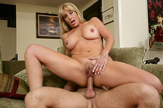 Danny Wylde & Olivia Parrish in My Friend's Hot Mom - Naughty America - Sex Position #7
