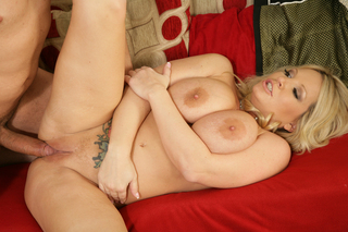 Rachel Love gets her wet pussy pounded by a big cock from Naughty America