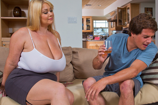 Samantha 38G & Tyler Nixon in My Friend's Hot Mom - Naughty America - Sex Position #2
