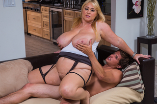 Samantha 38G & Tyler Nixon in My Friend's Hot Mom - Naughty America - Sex Position #8