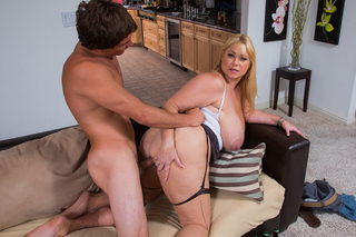 Samantha 38G & Tyler Nixon in My Friend's Hot Mom - Naughty America - Sex Position #10