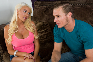 Summer Brielle & Michael Vegas in My Friend's Hot Mom - My Friend's Hot Mom - Sex Position #1