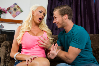 Summer Brielle & Michael Vegas in My Friend's Hot Mom - My Friend's Hot Mom - Sex Position #3