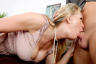 Tanya Tate loves sucking her sons friends cock from Naughty America