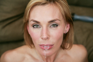 Tanya Tate takes her sons friend for a hard ride