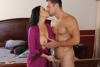 Vanilla DeVille & Johnny Castle in My Friend's Hot Mom - Naughty America - Sex Position #4