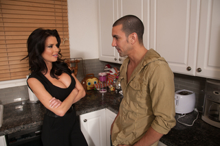 Veronica Avluv & Marco Rivera in My Friend's Hot Mom - My Friend's Hot Mom - Sex Position #2