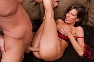 Seth Gamble & Veronica Avluv in My Friend's Hot Mom - Naughty America - Sex Position #7