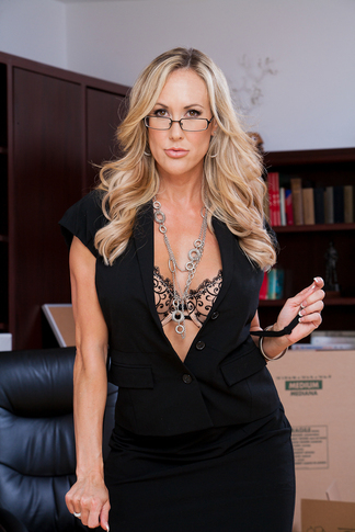 Brandi Love & Bruce Venture in My First Sex Teacher - Naughty America - Centerfold