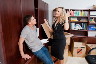 Brandi Love & Bruce Venture in My First Sex Teacher - Naughty America - Sex Position #2